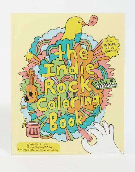 libro para colorear anti estres